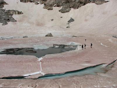 Isabelle Glacier 2006