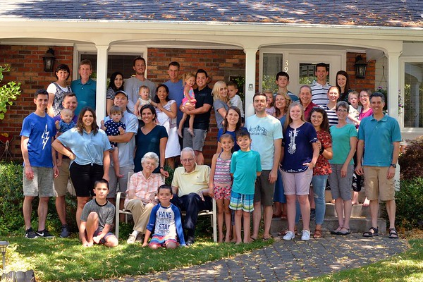 Berry Family Reunion - August 10, 2019