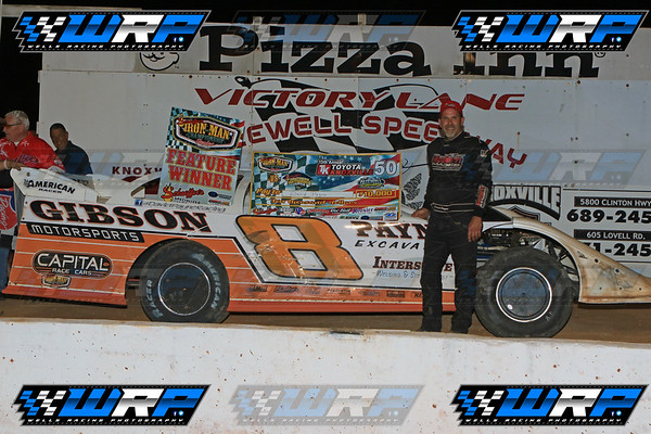 Tazewell Speedway Iron-Man Championship Toyota of Knoxville 50
