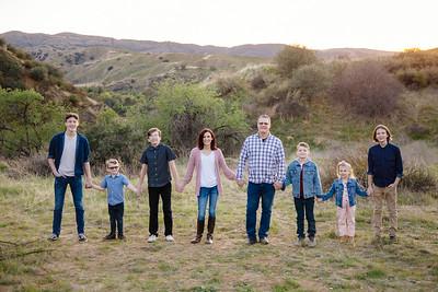 Barnett Family 2021
