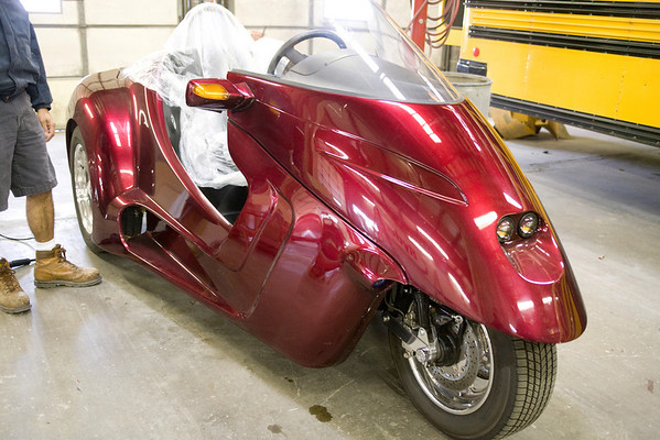 08 Ford Trike