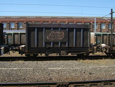PFA (BGL) - 2 Axle Container Flat Wagon