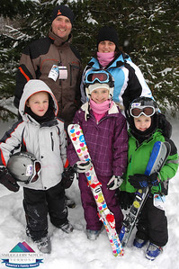 White Family-Jan20th-Smugglers' Notch