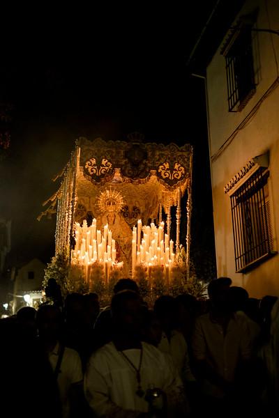 The Madonna of Granada