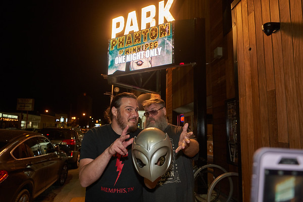 The Phantom of Winnipeg Debut screening