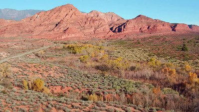 Late Fall in St. George, Utah