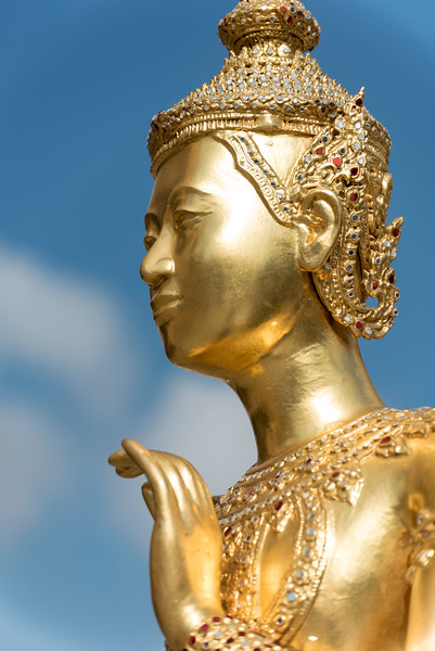 Mythical Kinnara, Grand Palace, Bangkok