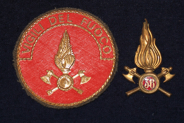 Patches - International Fire Departments