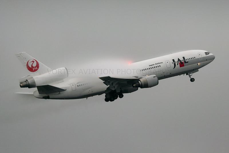 Tokyo Narita 2005-2007