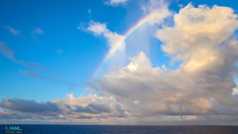 Sunny Rainbow