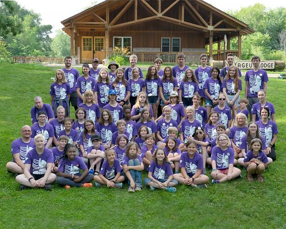 Camp Quest Minnesota 2018 Week 1