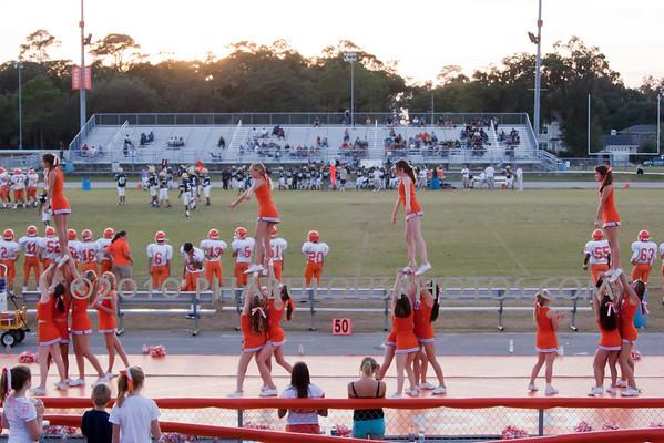 University @ Boone Freshman Cheer - 2010