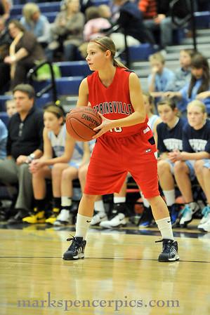 Basketball SVG vs SHHS 1-18-2011