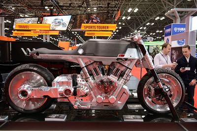 NYC Motorcycle Show 2016