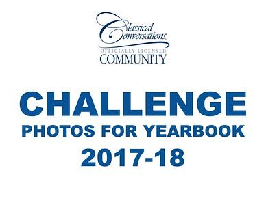 CHALLENGE CC PHOTOS 2017-18 Yearbook