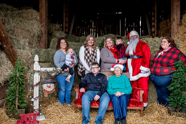 Pictures with Santa 2020