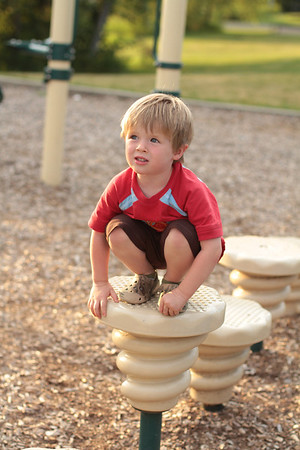 2012-07 porceala cu cirese si distractie in parc