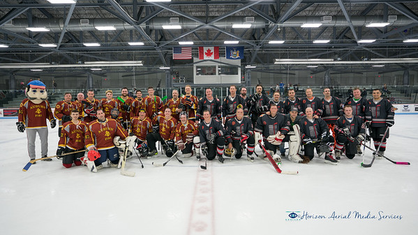 2019 St. Patrick's Hockey Classic Charity Hockey Game