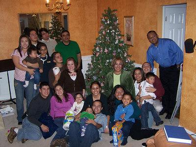 20061210_Christmas Dinner