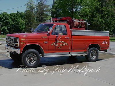 West Bloomfield Fire Department