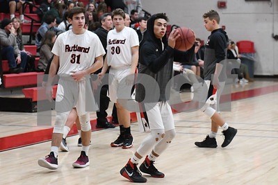20181211 - Mount Mansfield @ Rutland - Boys Basketball