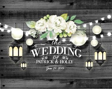 Patrick & Holly's Wedding!