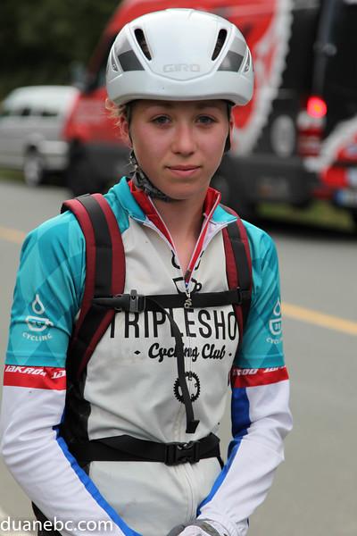 B. Erin Attwell, 16