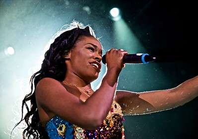 Azealia Banks Irving AP