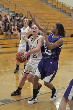 2011-02-01 BHS Women's JV Basketball VS Ardrey Kell