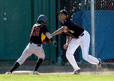 Bishop O'Dowd hosts Berkeley in baseball game