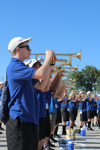 Homecoming Parade & Pep Rally 9/6/2017
