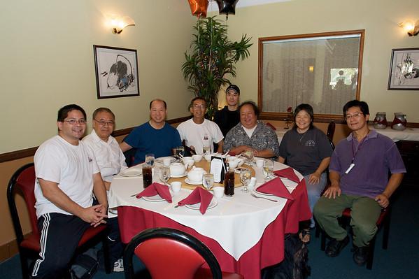 2009 Steve & Sandy Birthday Lunch
