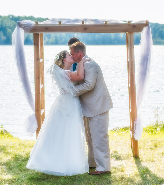 Ponton Wedding