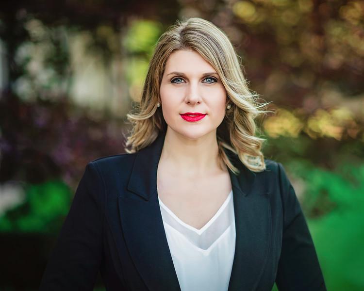Jessica Clayton Business Portrait