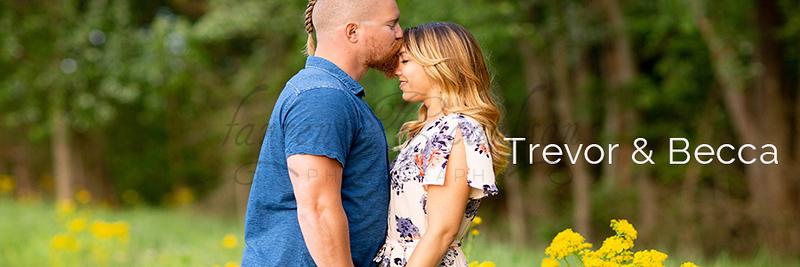 Trevor & Becca