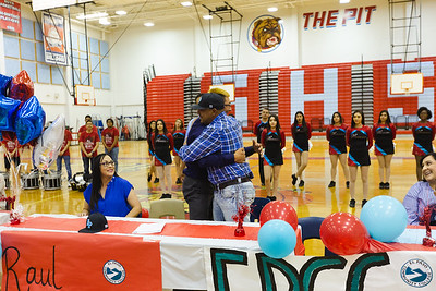 Socorro High School Signing