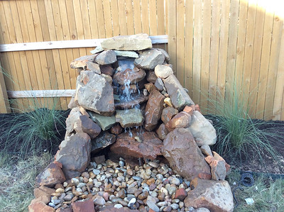 Just Us Landscaping Water Features
