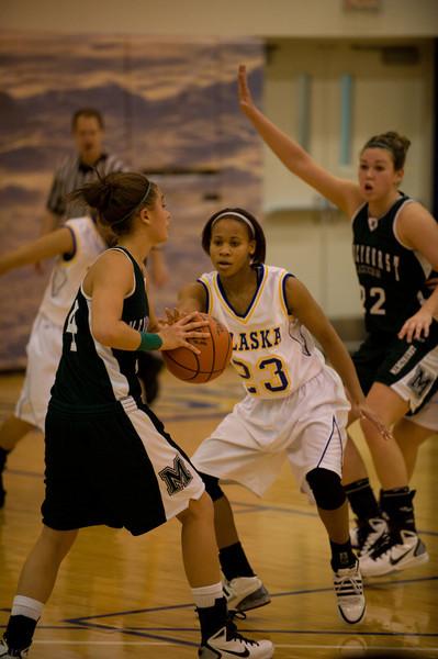 Alaska Womens Basketball