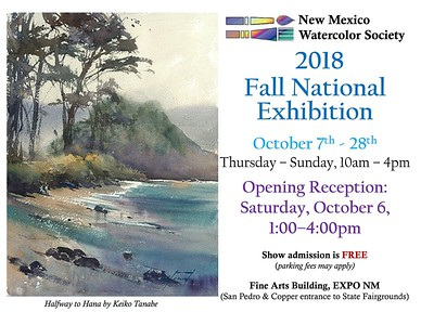 2018-10 ABQ Fall National Exhibition