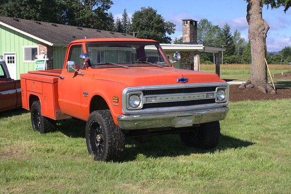 2020 NW C10 Show @ Cricket Field