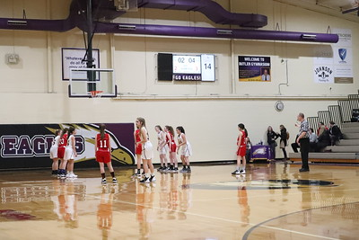 PCA Girls Hoop vs. Luth NW 1/2020