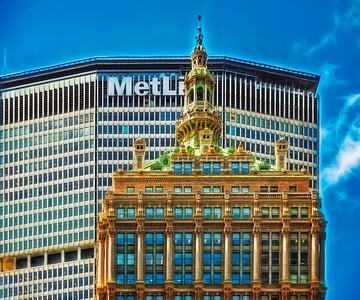 Helmsley & MetLife Buildings Park Avenue