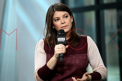 """NEW YORK, NY - NOVEMBER 13:  Build presents Gail Simmons discussing """"Bringing It Home: Favorite Recipes From A Life Of Adventurous Eating"""" at Build Studio."""