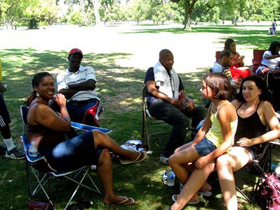 Urban League Reception and Young Professionals Picnic
