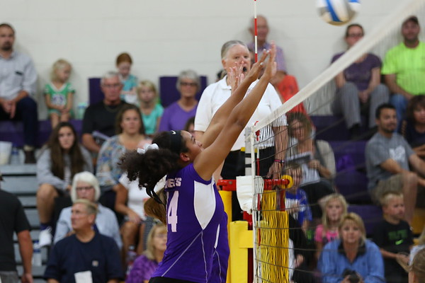 Volleyball JV vs Schoolcraft - KCHS - 9/11/18