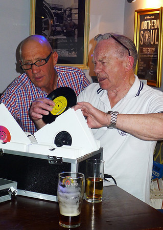 WILLIAM FOSTER-NORTHERN SOUL & MOTOWN NIGHT-20th APRIL 2014