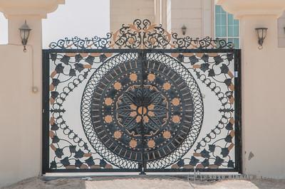 UAE - Abu Dhabi: Doors