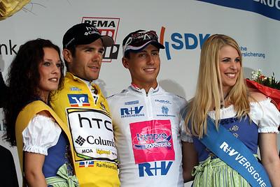 Cycling, Bayern-Rundfahrt 2010, Germany