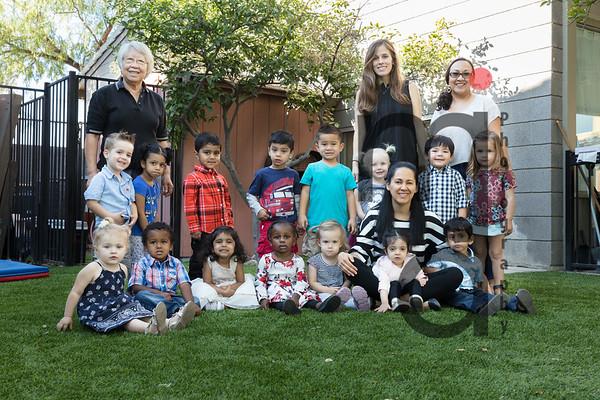 DGM 2017-2018 Toddler Classroom 6, Ms. Maria