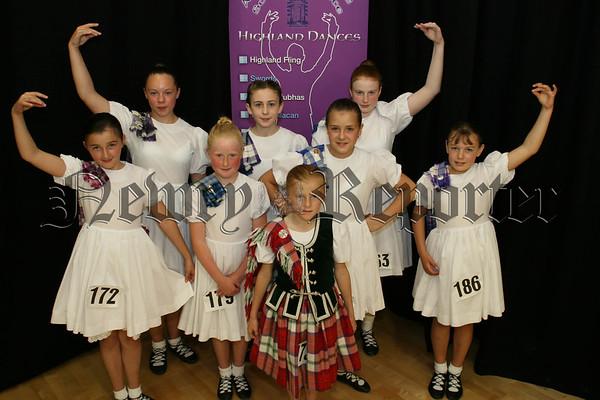 Girls from Kirknarra School of Dance Kilkeel, 07W37N67